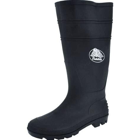 Sepatu Boot ash safety shoe