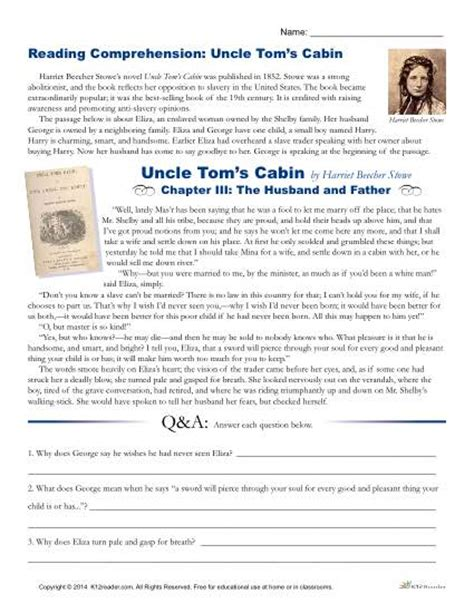 american history month tom s cabin