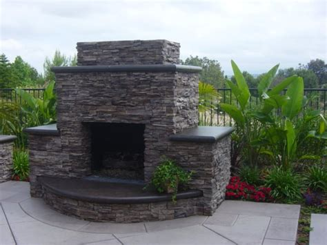 Concrete Outdoor Fireplace by Photo Gallery Outdoor Fireplaces Aguanga Ca The