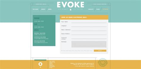 how to design the perfect contact page webdesigner depot