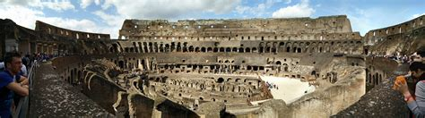 gladiator film locations italy the colosseum rome italy visions of travel