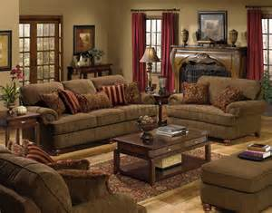 Furniture Set For Living Room Fabric Modern 4347 Belmont Sofa Loveseat Sofa W Options