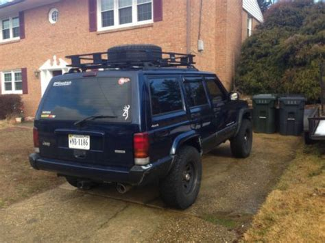 buy used 2001 jeep sport lifted no reserve in