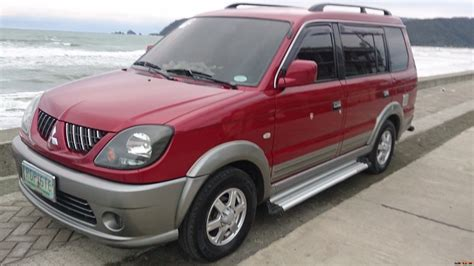 mitsubishi car 2008 mitsubishi adventure 2008 car for sale central luzon