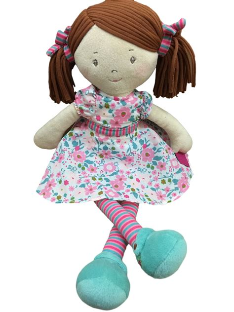 personalised rag doll uk personalised rag doll fran suitable from birth