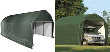 Portable Garages And Shelters Metal The 6 Best Portable Garages Carports Shelters For Cars
