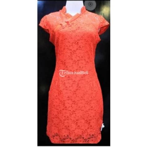 Lavea Dress fashion imlek dress wanita cheongsam 005 mdp008 arcobaleno