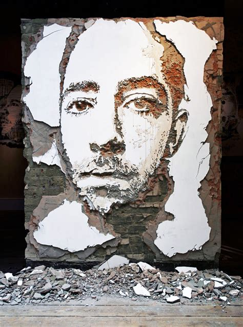 alexandre farto subtractive wall art