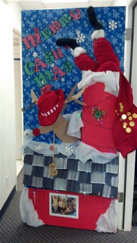 christmas door decorating contest office door contest