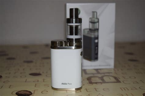 Eleaf I Stick Pico 75w Fullset Plus Batrai Effest Lg Hg2 eleaf istick pico 75w e cigarette reviews and rankings