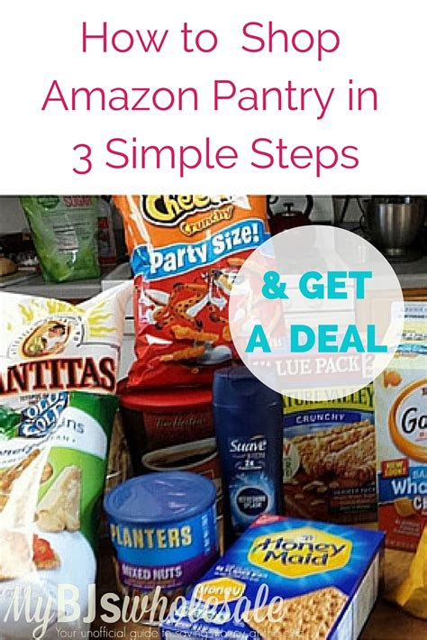 get discovered in amazon in these simple ways channelsale blog frugal friday how to shop amazon prime in 3 easy steps get a deal my bjs wholesale