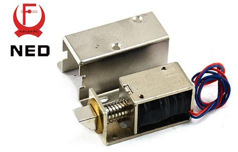 lade con telecomando ned mini electric lock 12v cabinet electric bolt lock