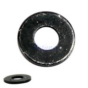 Washer Plat Ring Plate Stainless Steel M3 Diameter Dalam 3mm 1 Pcs 100pcs m3 flat spacer washers gasket ring black zinc plated ebay