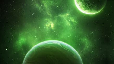 Wallpaper Space Green | green space s wallpaper 1920x1080 34521