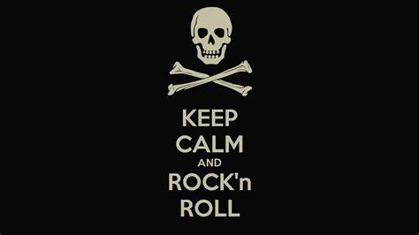 Rock N Roll keep calm and rock n roll poster gustavo keep calm o matic