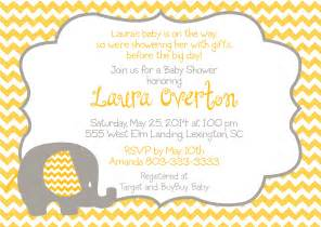 elephant invitations for baby shower theruntime