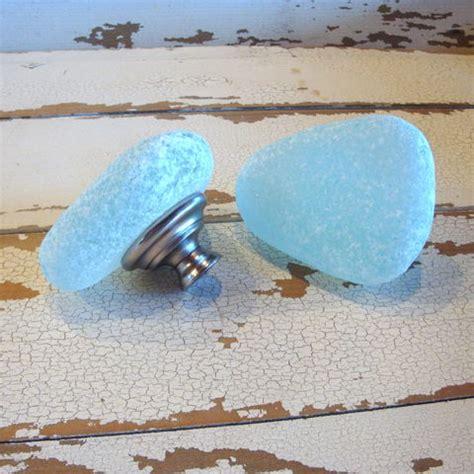 sea glass cabinet pulls glass cabinet knob drawer pull 12 beachyrustica