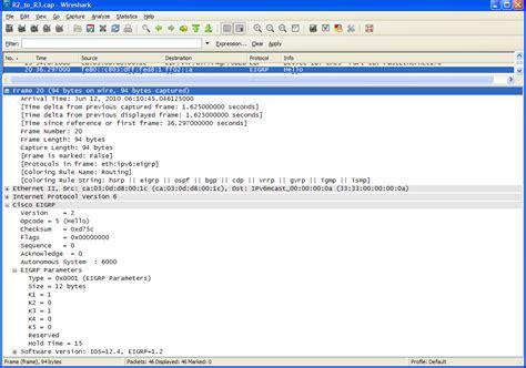 belajar membuat vpn belajar mengkonfigurasi basic eigrp untuk ipv6 di router