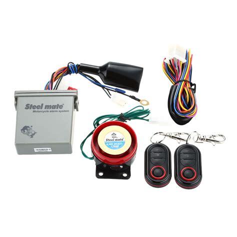 steelmate motorcycle alarm wiring diagram free