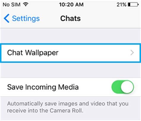 whatsapp chat wallpaper library how to change whatsapp chat wallpaper on your iphone