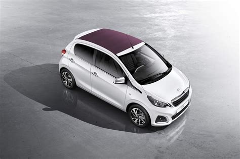 new peugeot automatic cars peugeot 108 city car is cute and feisty pictures