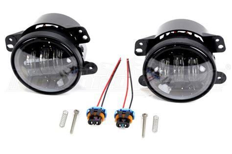 Jw Speaker Fog Lights by Jeep Jk Jw Speaker Jseries 6145 Fog Light Kit Jeep