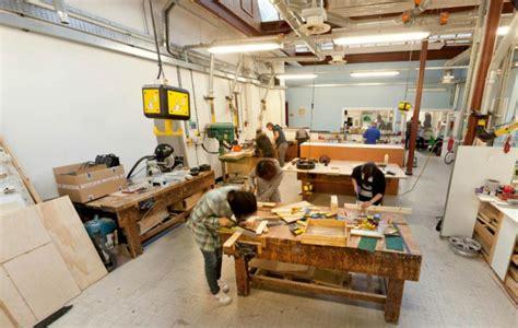 workshop layout guide wood workshop edinburgh college of art