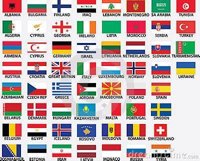 flags of the world game answers mapa de europa con banderas y capitales paises taringa