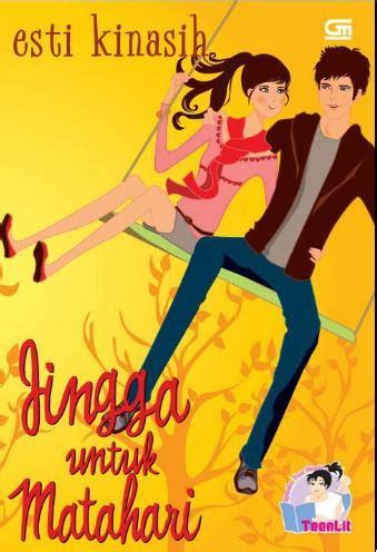 Buku Jingga Untuk Matahari By Esti Kinasih anggimn