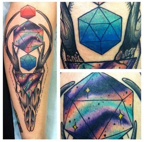 tattoo old school diamante tatuaje new school diamante cuerno por last angels tattoo
