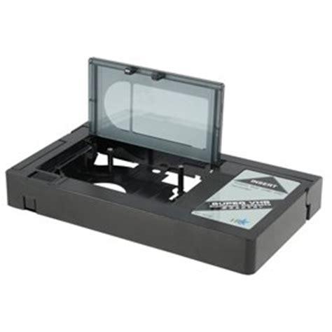 adattatore per cassette 8 adattatore per cassette da vhs c a vhs automatico a