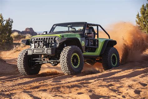 jeep hellcat offroad jeep pickup truck is actually happening and it s been
