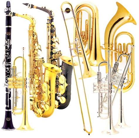 brass section instruments common storage items brass instruments