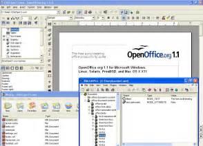 openoffice free openoffice 4 1 1