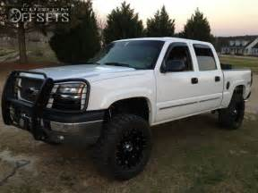 1 2 2005 silverado 1500 chevrolet suspension lift 6 xd