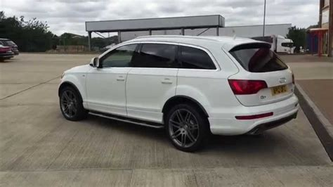 Audi Q7 2012 by Audi Q7 3 0 Tdi S Line Plus 2012 Www Turbocentre Co Uk