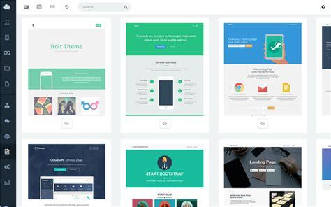 mobile landing page builder best landing page builder to design responsive templates