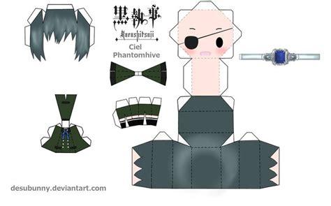 Papercraft Tutor - papercraft templates yui papercraft world ciel