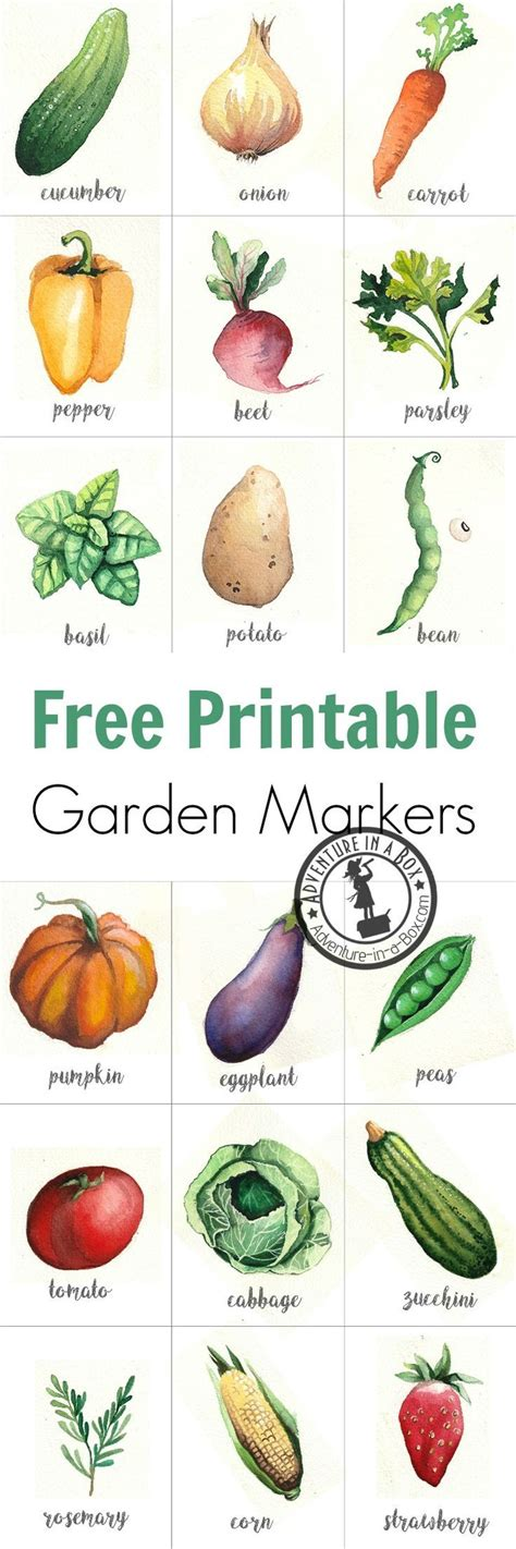 printable garden labels 408 best images about clip art on pinterest healthy