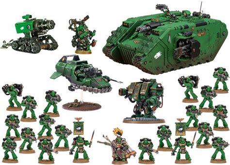 Good Color Schemes by How To Pick Your First Warhammer 40k Army Warhammer 40k