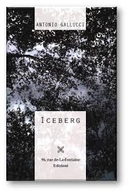 libro iceberg al posiviri si presenta quot iceberg quot di antonio gallucci tele radio sciacca