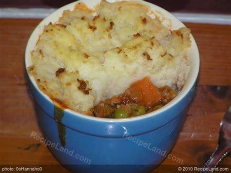 Vegetarian Cottage Pie Recipe by Vegetarian Cottage Pie Recipe Recipeland