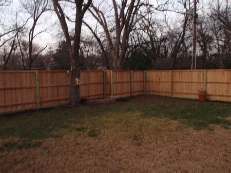 cost to fence a backyard backyard fence cost estimator outdoor furniture design