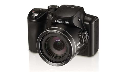 Kamera Samsung Wb Samsung Wb2100 Neue Superzoom Kamera Mit Klapp Display Pc Magazin