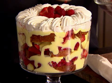 barefoot contessa christmas recipes ina garten berry trifle video search engine at search com