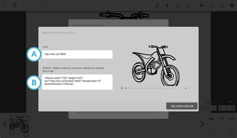 videoscribe anywhere tutorial render and share scribes videoscribe
