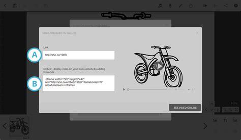 videoscribe desktop tutorial render and share scribes videoscribe