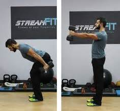 dumbbell skier swing fitness fitness workouts and workout on pinterest