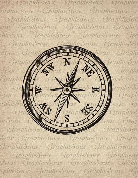 compass printable cliparts co