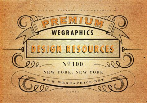 tutorial vintage typography photoshop creating a vintage typography layout in adobe illustrator